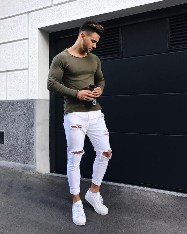 Best Back To School Outfit Ideas For Stylish Guys 2018 12