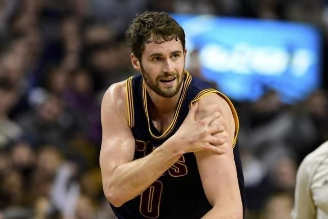 Kevin Love opts out of contract with Cleveland Cavaliers