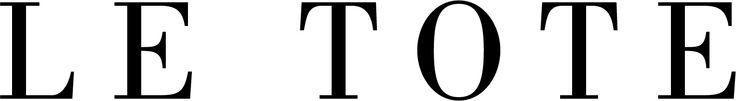 Le Tote - Fashion subscription