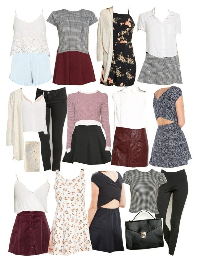 Lydia Inspired Brandy Melville Outfits