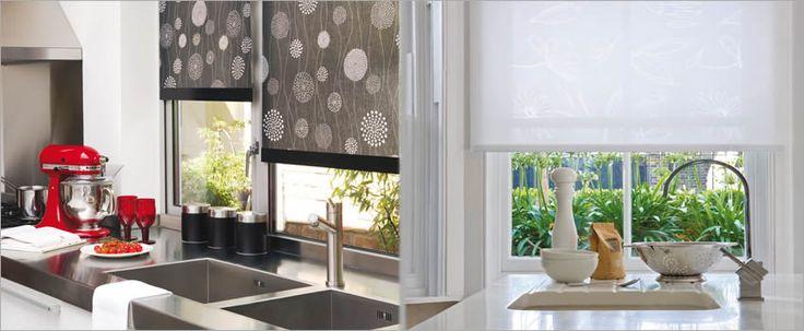 Kitchen Blind Ideas | Streamlinebydesign.us