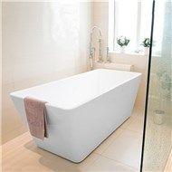 Fristående badkar beställ billigt online - badrum från bygghemma.se