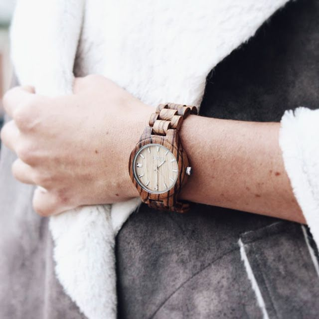Product Review:  Jord Wood Watch