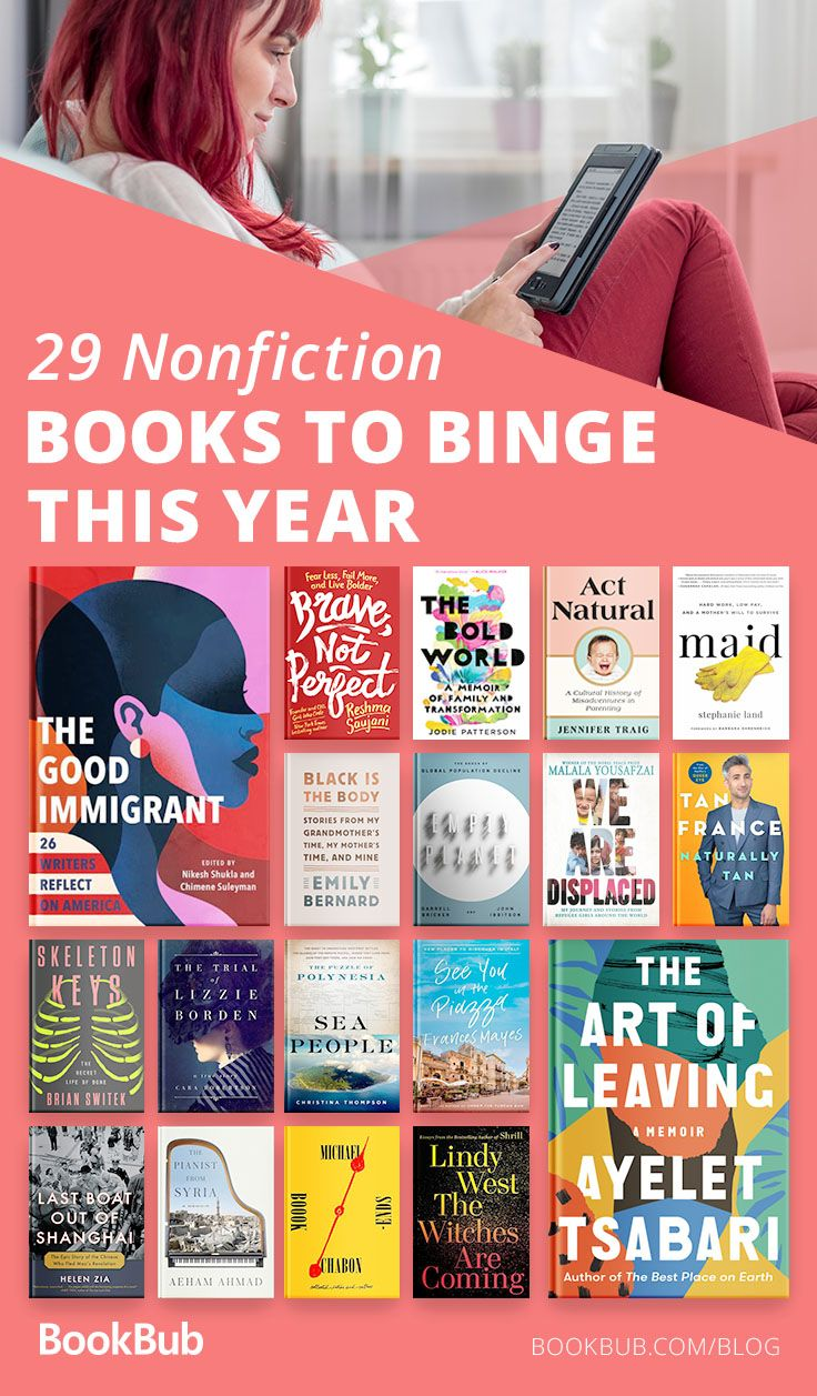 Best Nonfiction 2019 30 of the Best Nonfiction Books Coming in 2019 in 2019 | Bookworm