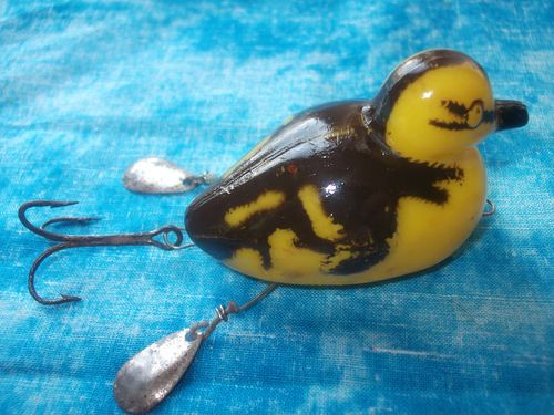 72 best images about ducks for Fishing knots for lures