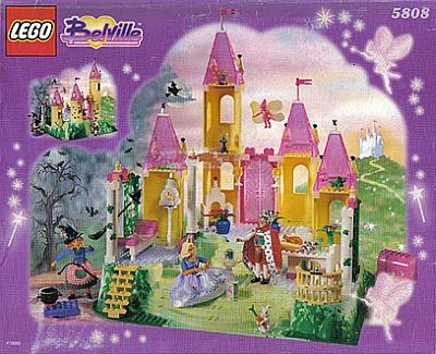 LEGO Belville Enchanted Palace