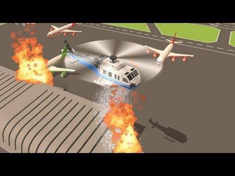Juegos Para Niños Divertidos / videos: juego de helicóptero Heroes grati...