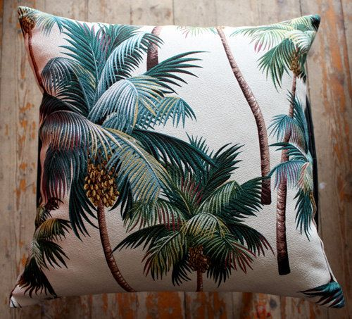 palmier arbre tropical housse