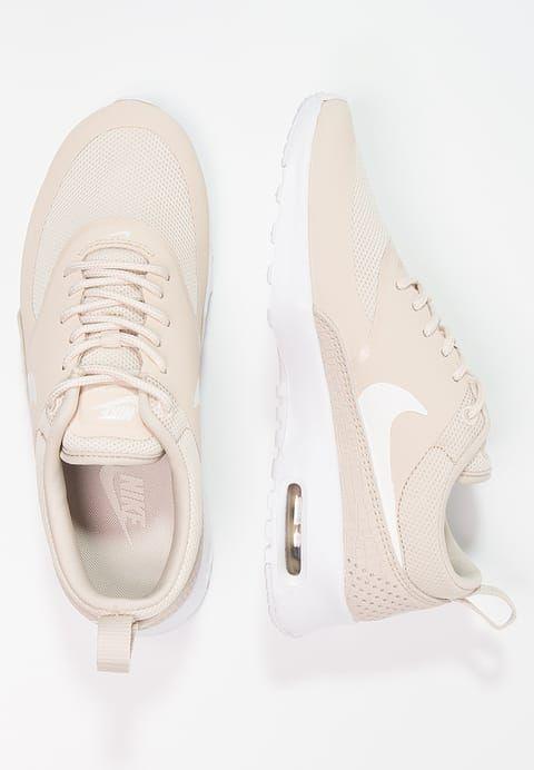 Schoenen Nike Sportswear AIR MAX THEA - Sneakers laag - oatmeal/sail/white Beige: € 119,95 Bij Zalando (op 17-2-17). Gratis bezorging & retournering, snelle levering en veilig betalen!