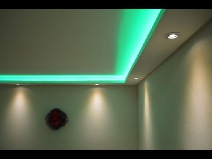 mit beleuchtung stuckleisten lichtprofile fr indirekte led beleuchtung