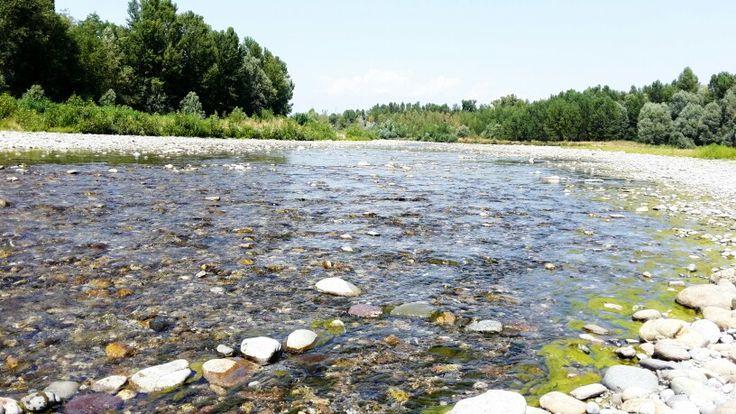 Il fiume Brembo