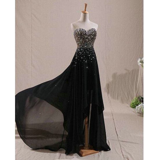 Beads Prom Dresses pst0342