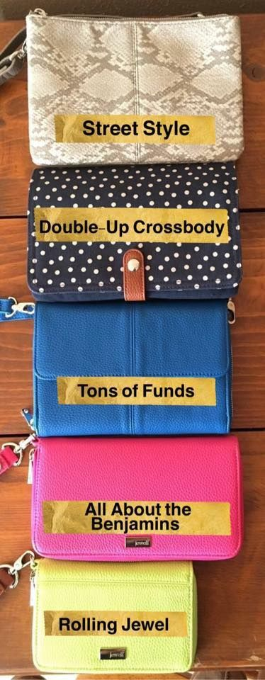Wallets from Thirty-One Gifts! A style and shape to fit all your needs!  Shop online: www.mythirtyone.com/Hudson