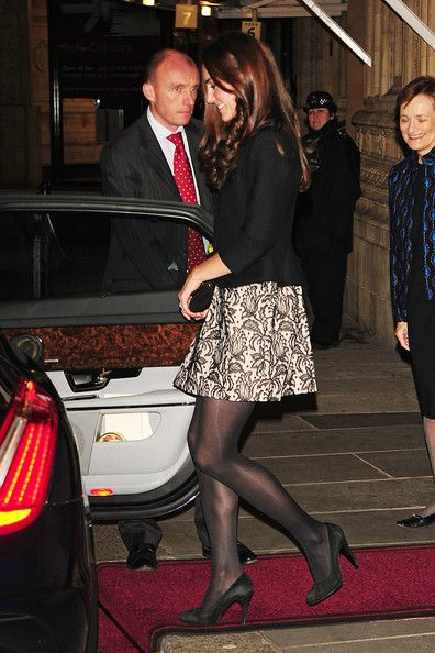 Kate Middleton Photos - The Royals Leave the 'Prince's Trust' Concert - Zimbio