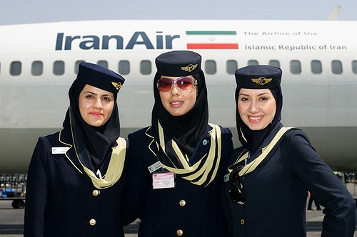 Iran Air Cabin Crew Pinterest