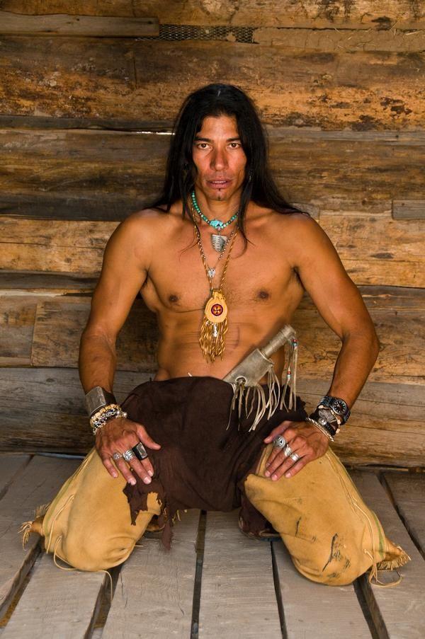 Sexy native indian men #8