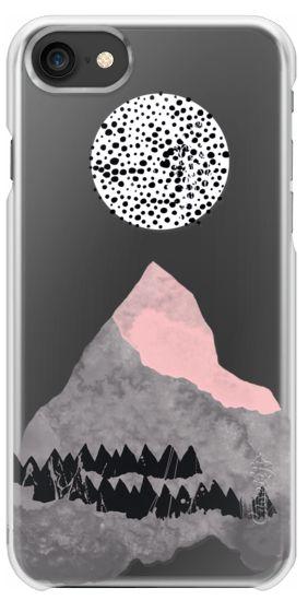 Casetify iPhone 7 Snap Case - Mountain love by Sylvia Takken
