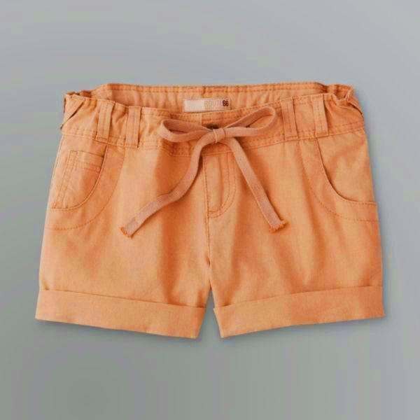 Женские летние шорты фото