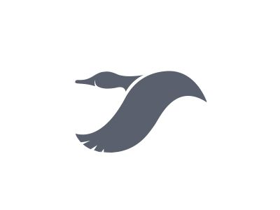 Waterfowl; looks very sophisticated with the subject, design, and color.