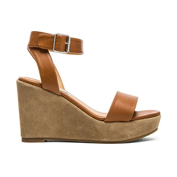 Steve Madden Stryke Sandal Shoes (1.316.700 IDR) ❤ liked on Polyvore  featuring