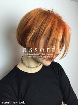 red and blonde hair styles 10 ideas about orange hair colors on 6690 | c265aef9562bef6690ff69d6d717237d