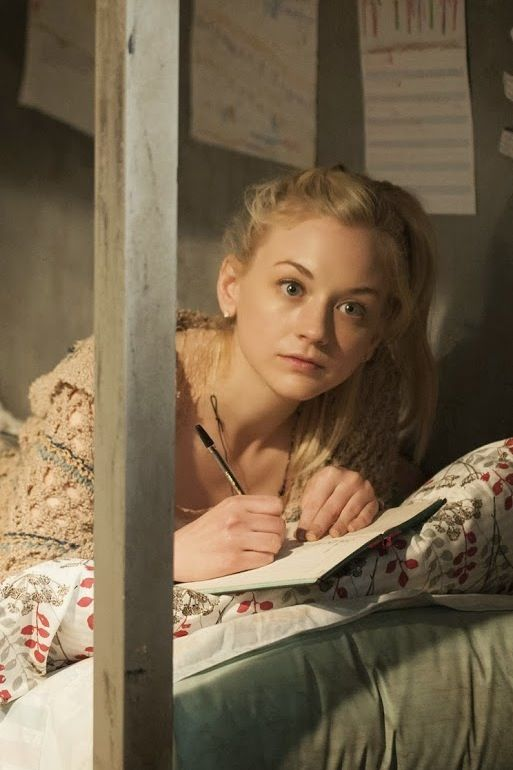 The Walking Dead's Beth Greene as portrayed by Emily Kinney