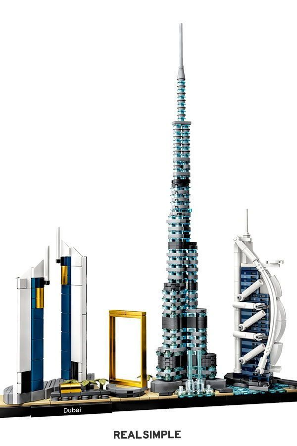 30 Great Gifts For Teens And Tweens That They Ll Truly Appreciate Lego Architecture Dubai Architecture Dubai Buildings
