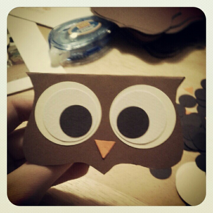 Owl favors :)