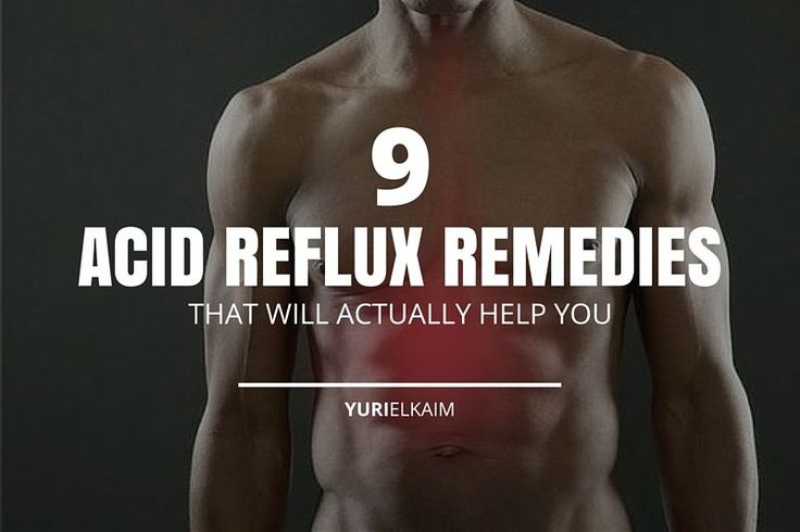 Gas, burping, bloating – all are signs of acid reflux, a common (and also very painful) digestive issue that occurs when the acid from the stomach rises into the esophagus. To help you better manage and protect against the painful symptoms associated with acid reflux, I put together a list of 9 natural home remedies. Check them out. | Yuri Elkaim