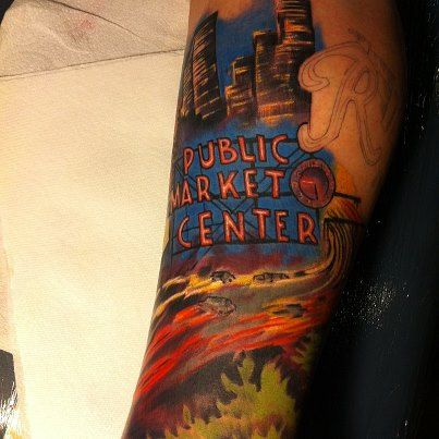 Best 10 seattle tattoo ideas on pinterest desert tattoo for Tattoo parlors in tacoma