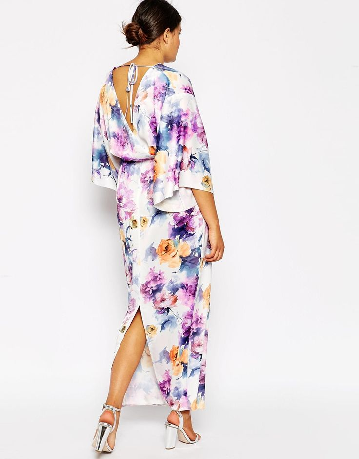 Plus Size Wedding Guest Outfits 10+ Handpicked Ideas To Discover In Weddings | Floral Prints ...