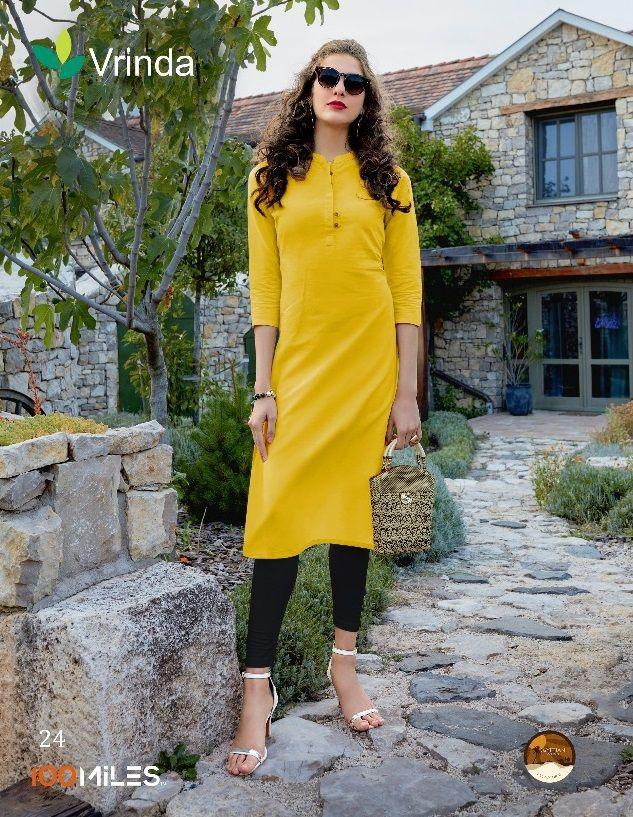 2e15cee490c  yellow  cotton  print  kurti