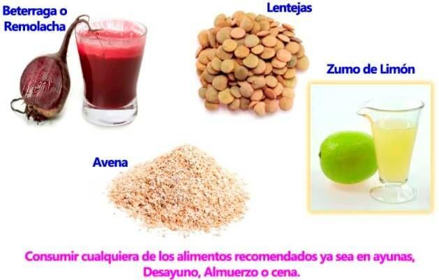 Como Subir Las Plaquetas Alimentos Para Subirlas Alimentos