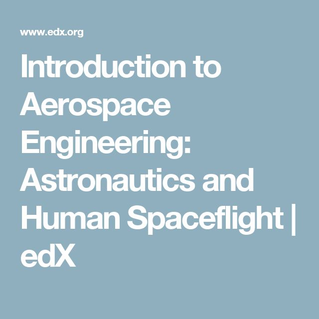 an introduction to the career of an aerospace engineer Aerospace engineering deals with designing and building machines that fly  what does an aerospace engineer do aerospace engineers design aircraft,.