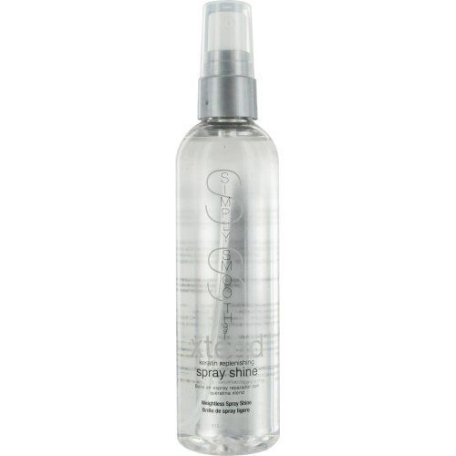 Simply Smooth Xtend Keratin Replenishing Spray Shine, 4 Ounce by Simply Smooth. Save 47 Off!. $16.92. Will increase shine. Xtend keratin replenishing spray gloss. And add magnificent luster. Weightless spray shine.