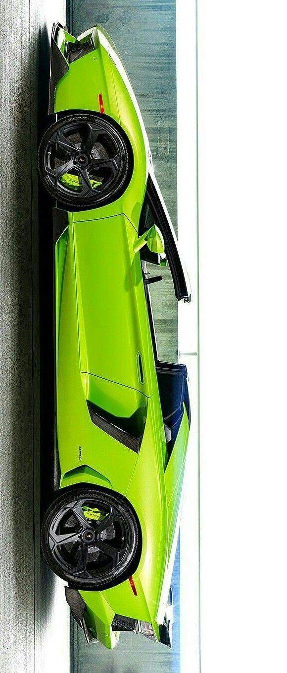 (°!°) 2014 Vorsteiner Verde Ithaca Lamborghini Aventador-V #LamborghiniAventador