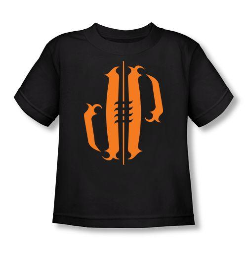 Athlete Originals | Original Designs by Jordan Poyer. Orange Tattoo Football youth t-shirt in black #Cleveland #Browns #NFL #FootballSeason #Tailgate