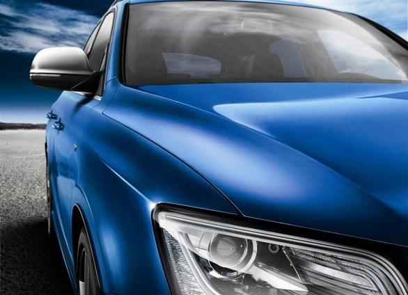 SQ5 Audi TDI, the exclusive concept comes in Paris