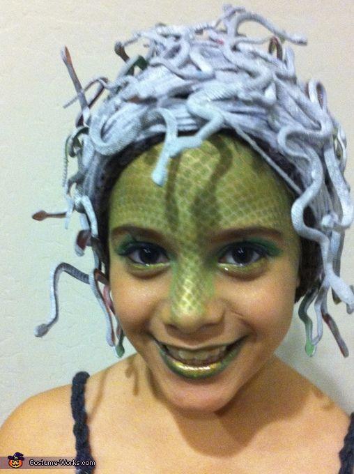 medusa gorgona costume - Medusa Halloween Costume Kids
