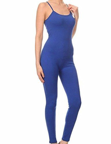 259a0fd276f6 Sexyshine Womens Spaghetti Strap Bodycon Tank One Piece Club Jumpsuits  Rompers Playsuit