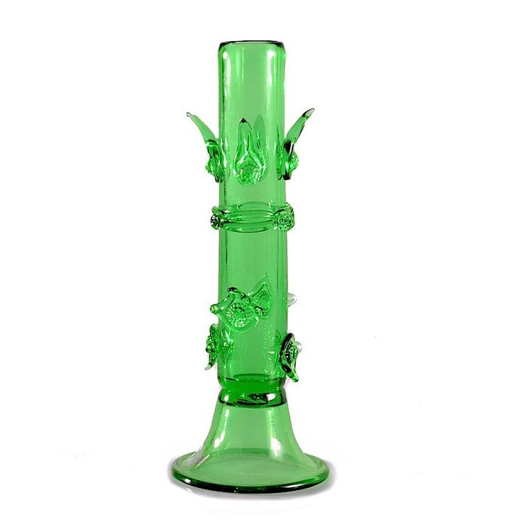 GARETH green medieval goblet -Original Murano Glass GAME OF THRONES goblet