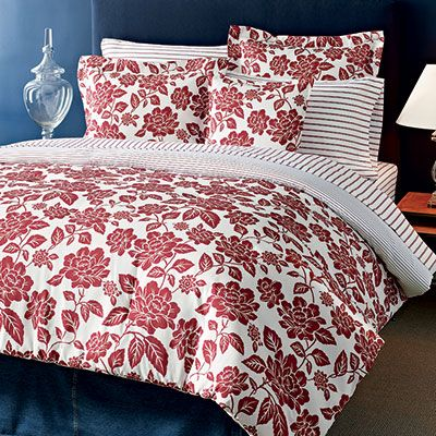 29 Best Red Bedspreads And Comforters Images On Pinterest