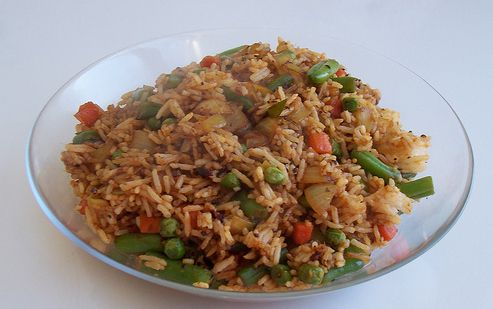 Quick Fried Rice | Food & Drinks | Pinterest
