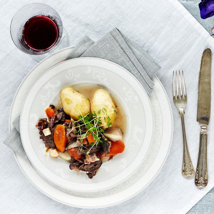 Poropata | K-ruoka #itsenäisyyspäivä #juhlapöytään