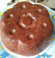 Torta Dukan al cacao