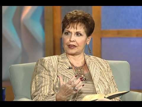 how to study the bible joyce meyer