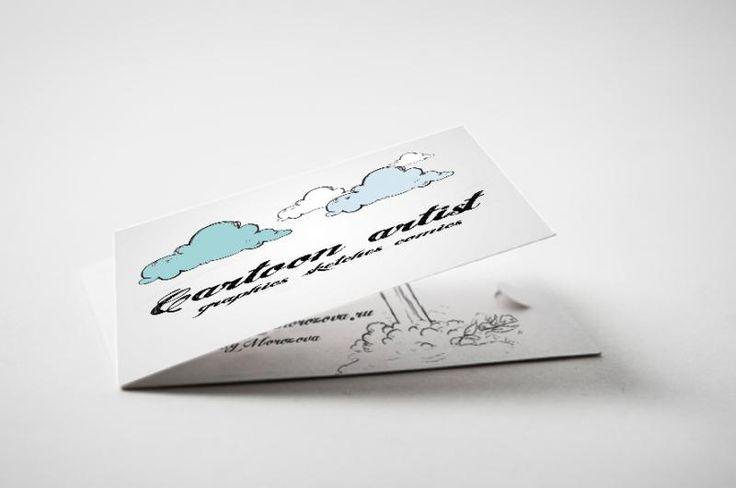 Visit cards design. For sale