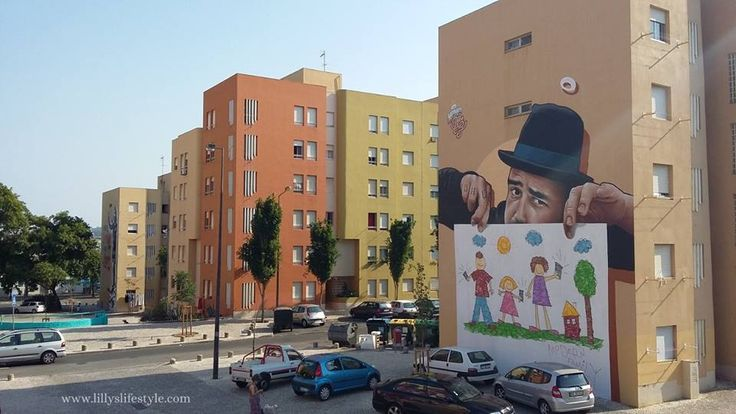 #lisbona #portogallo #streetart #lisbon #portugal #graffiti #urbanart http://wp.me/p2Soop-4yk