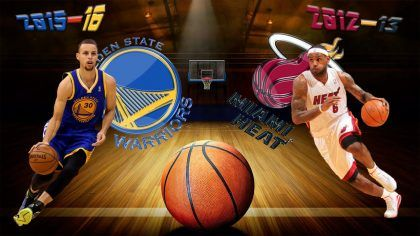 Golden State Warriors at Miami Heat Tickets