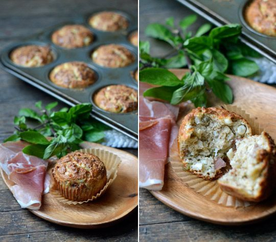 high-protein, low carb savory breakfast muffins...perfect to make ahead for breakfast-to-go every day!